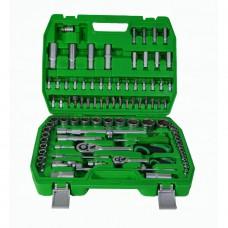 Набор инструментов 1/2 & 1/4 94ед Intertool ET-6094SP