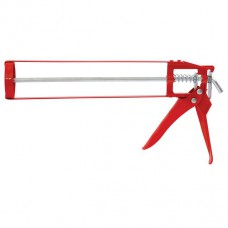 Пистолет для выдавливания силикона рамообразный Intertool HT-0022