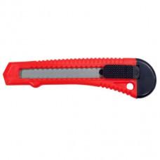 Нож прорезной с отломным лезвием 18мм HT-0500
