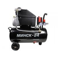 Компрессор Минск-24, 2HP, 1.5кВт, 220В, 8атм, 205 л/мин PT-0020