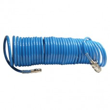 Шланг спиральный полиуретановый 5.5*8мм, 15м