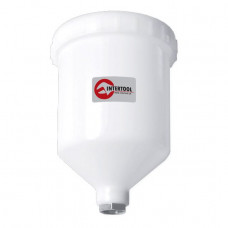 Бачок пластиковый с внутренней резьбой 1/2 . 600мл. Intertool PT-1901