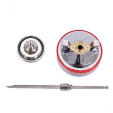 Комплект форсунок HVLP II 1,8mm к PT-0100, PT-0105 Intertool PT-2118