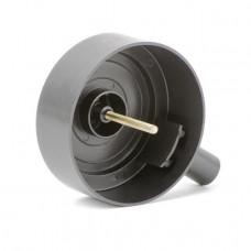 Воздушный фильтр пластиковый корпус (пустой корпус) 1/2 (20мм) PAtools (164 - 1)