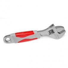 Ключ разводной 150мм, изолированная рукоятка, никелевое покрытие