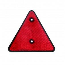 Катафот треугольный красный (размер 150 мм) PAtools KTK150
