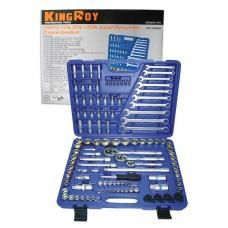Набор инструмента 120 единиц Kingroy 7377