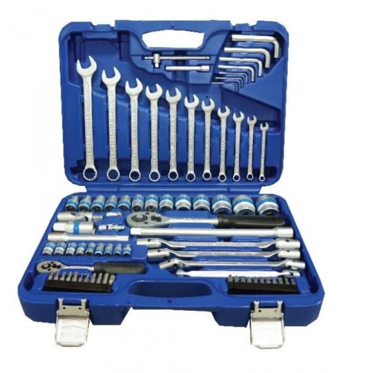 Набор Инструментов 77 единиц Kingroy 7382