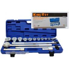Набор инструмента 18 единиц Kingroy 7395