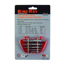 Экстракторы набор 5 штук KINGROY 8676