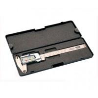 Штангенциркуль 150 мм точность0.02мм,цифровой в пласт.боксе 30-0628