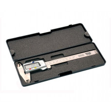 Штангенциркуль 150 мм точность0.02мм,цифровой в пласт.боксе Mastertool 30-0628