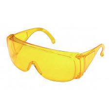 Очки прозрачные защитные противоосколочные