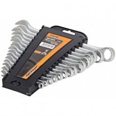 Набор ключей 15 шт.(6-22 мм) Miol 51-713