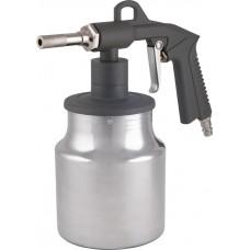 Пистолет пескоструйный с бачком Miol 81-546