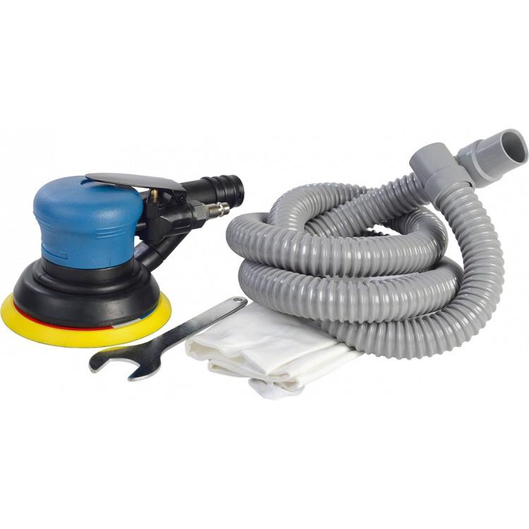 Пневмошлифмашинка эксцентриковая, 125 мм (пылесбор)