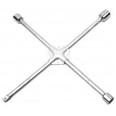 Ключ баллонный крестовой усиленный 17х19х22мм 1/2 Neo 11-100