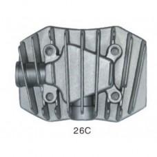Головка блока цилиндра средняя посадочное место 63 х 48 мм - 26C