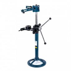 Съемник пружин механический вертикальный