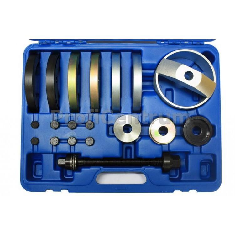 Инструмент для ступицы колеса 62, 66, 72мм VW AUDI SKODA SEAT - Quatros QS80150