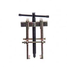 Съёмник двухзахватный рельс с фиксацией 55х90мм Chrome vanadium Стандарт SK2R4F