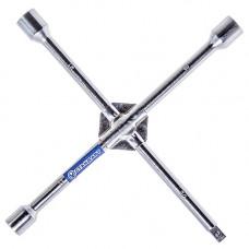 Ключ баллонный крестовой усиленный 17x19x21x1/2 Стандарт KBK2