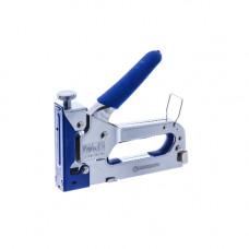 Степлер механический регулируемый с обрезиненной ручкой, 4-14мм  Стандарт SGA0414