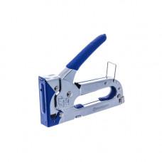Степлер механический с обрезиненной ручкой, 4-8мм  Стандарт SGL0408