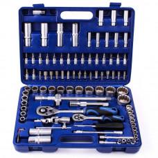 Набор инструмента 94 единицы 12-гранный Стандарт ST-0094-12