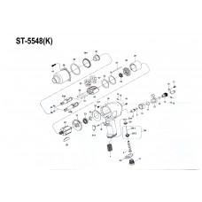 Кольцо жала гайковерта ST-5548 (резиновое)