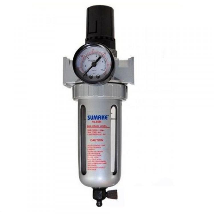 1/4 Фильтр воздушный с регулятором Sumake SA-2322F&R