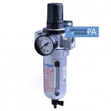 Фильтр воздушный с регулятором  1/2  Sumake SA-2324F&R