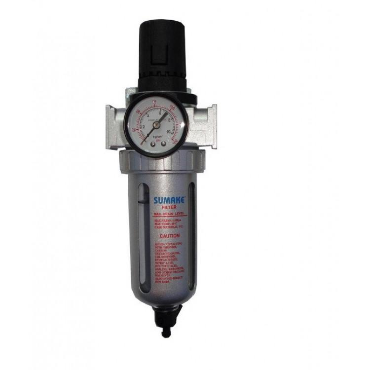 1/2 Фильтр воздушный с регулятором Sumake SA-2324F&R