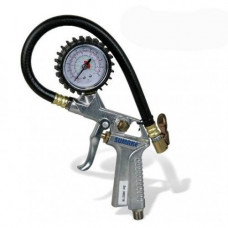 Пневмопистолет с манометром для подкачки колес (15 атм.) Sumake SA-6600A
