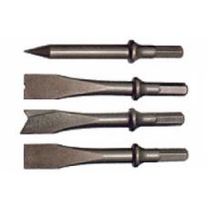 Набор пневмозубил 4 предмета Sumake ST-2003/H
