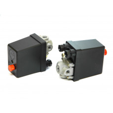 Автоматика для компрессора 380 вольт, 3 выхода PAtools Авт3/380