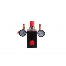 Автоматика для компрессора в сборе 220 вольт, 1 выход PAtools (3414)