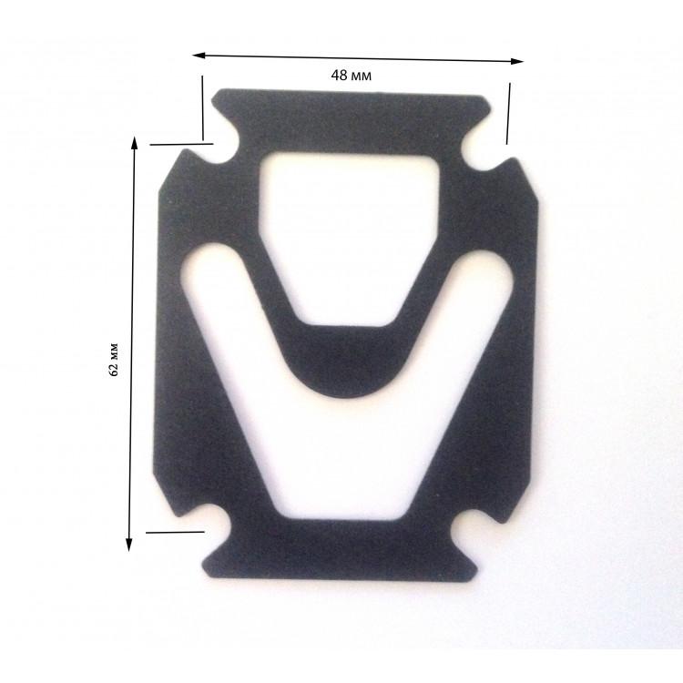 Прокладка на компрессор, между центрами 48*62 мм PAtools КомпПроклад02 (6900-2)