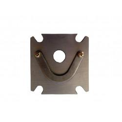 Пластина с подковообразным клапаном (6)