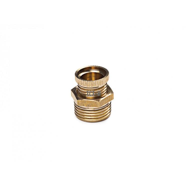 Сливная пробка конденсата для компрессора 1/4, латунь PAtools КомпСливПр1/4лат