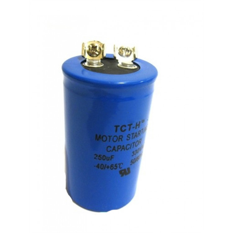 Конденсатор пусковой 250 mF CD60 330 VAC PAtools 773