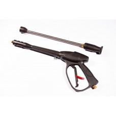 Пистолет для моечного аппарата, металлический  PAtools 8117