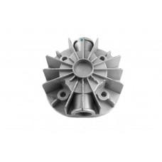 Головка цилиндра компрессора, между центрами: 82*82 мм PAtools 8748