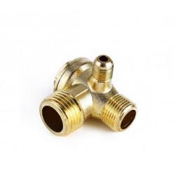 Обратный клапан для компрессора (15)
