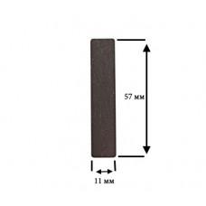 Лепестковый клапан под головку цилиндра (прямоугольный) 11 х 57мм PAtools КомпЯз4 (6131)