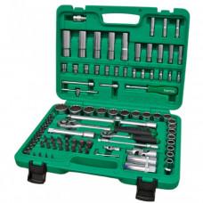 Набор инструмента  1/4 ,1/2  94 единиц (12-гр.) new box Toptul GCAI094R1