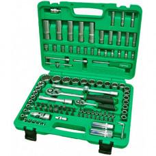Набор инструмента  1/4 ,1/2  108 единиц (12-гр.) new box Toptul GCAI108R1