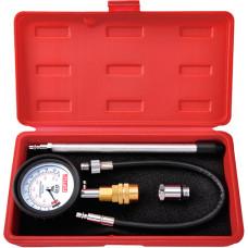 Компрессометр бензиновый со сменными наконечниками Toptul JGAI0402