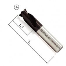 Сверло d8mm, L80mm для высверливания точечной сварки Toptul JJAX0821