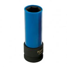 Головка ударная длинная 1/2 для шиномонтажа 17мм Toptul KABC1617